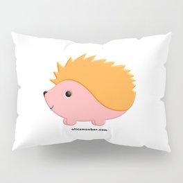 Kawaii Hedgehog Pillow Sham