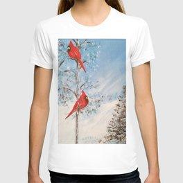 Two Redbirds T-shirt