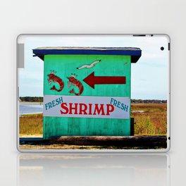 Fresh Shrimp This Way Laptop & iPad Skin