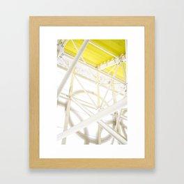 olympic 2012 Framed Art Print