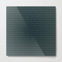 Coit Pattern 49 Metal Print