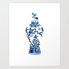 Ginger Jar III Art Print