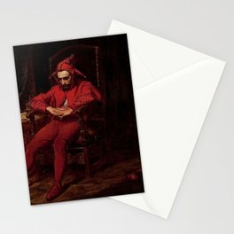 STANCZYK - JAN MATEJKO Stationery Cards