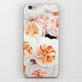 Garden Roses iPhone Skin