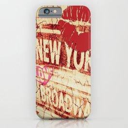 Lovin' New York iPhone Case