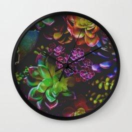 Treasure of Nature VI Wall Clock