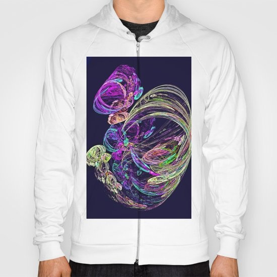 Rotating Circles Hoody