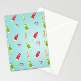 sweet summer Stationery Cards