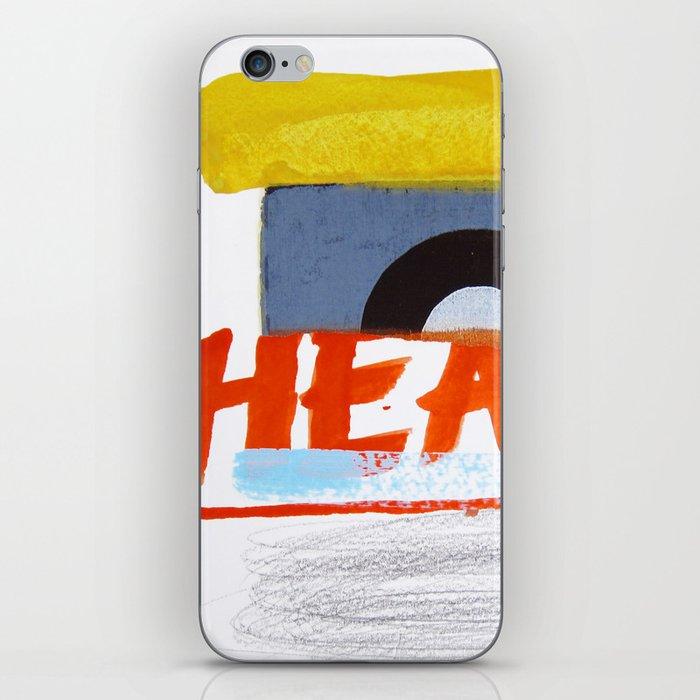 Heavy Soul iPhone Skin
