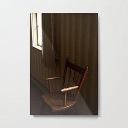 Sit Down, Cape Cod Metal Print
