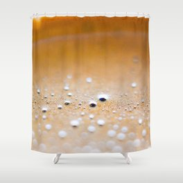 Close-up of a cup of coffee Shower Curtain