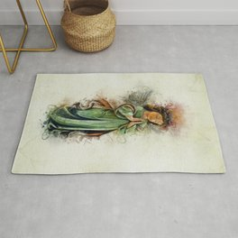 An Angels Love Rug
