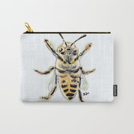 Bee-friendly Carry-All Pouch