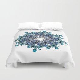 Indigo Bloom Portuguese Tiles – Porto Duvet Cover