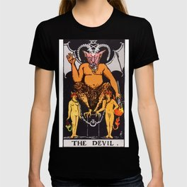 15 - The Devil T-shirt
