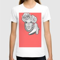 monet T-shirts featuring FRIDA MONET by Mark Mayr