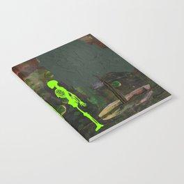 La Petite Mort, No. 4 Notebook