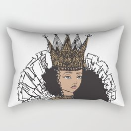 I'm Jade Royal Rectangular Pillow