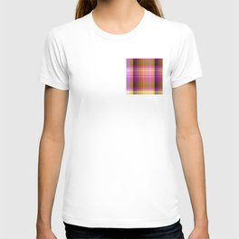 Complimentary Color harmony yellow/purple 2 T-shirt