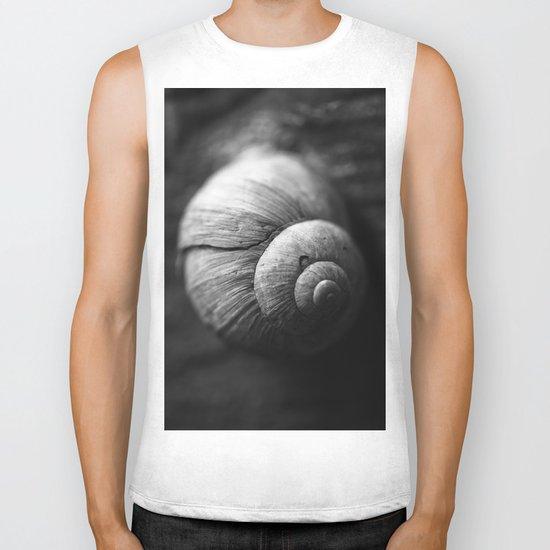 snail Biker Tank