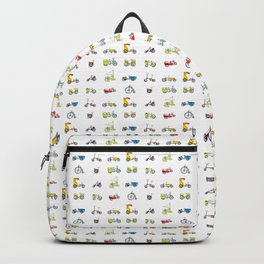 bikes! Backpack