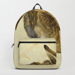 Albrecht Durer  -  Hare Backpack