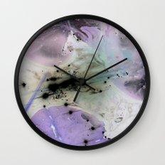 Lilypad 3 Wall Clock