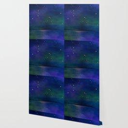 Winter lights Wallpaper