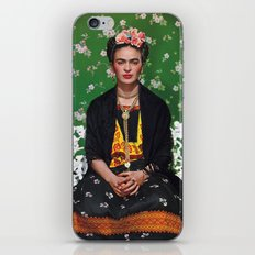 frida kahlo artist iPhone Skin