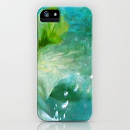 Under water I iPhone Case