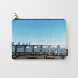 Piers | Hudson River | NYC Carry-All Pouch