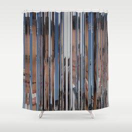 Ed London London Shower Curtain