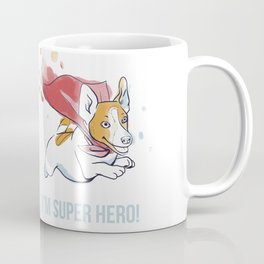 Super Hero dog Coffee Mug