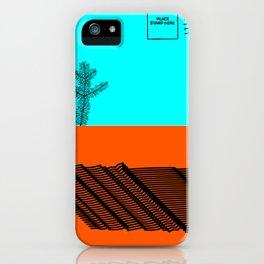 Desert dessert iPhone Case