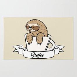 Sloffee Sloth Rug