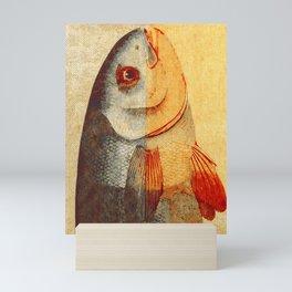 Piscibus 7 Mini Art Print