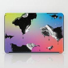 Cosmic Matter and the Neon Spectrum iPad Case