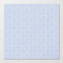 Simplistic Pattern (v2) Canvas Print
