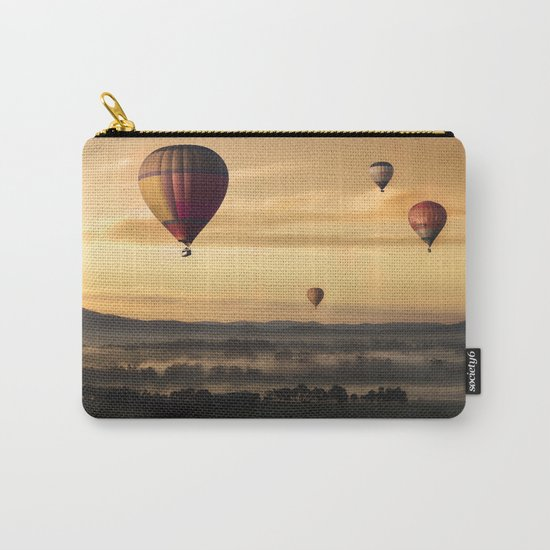 Hot air Carry-All Pouch
