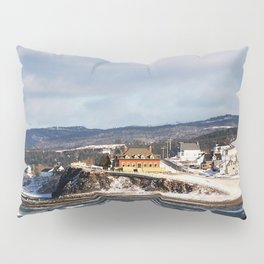 Chateau LaMontagne Pillow Sham