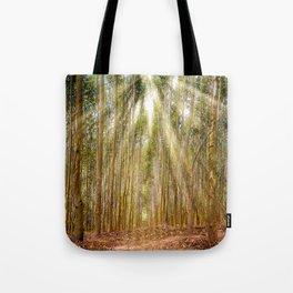 Beam Light Tote Bag