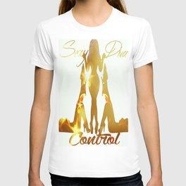 Sexy Diva Control light version T-shirt