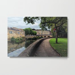Bradford On Avon Metal Print
