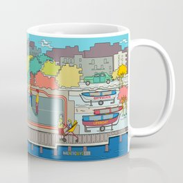 One day in the city - We do the squads? Coffee Mug