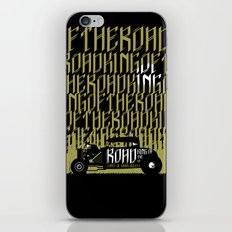 Signs of Faith - King of the Road iPhone & iPod Skin