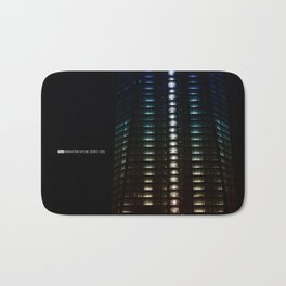 Manhattan Skyline Series 005 Bath Mat