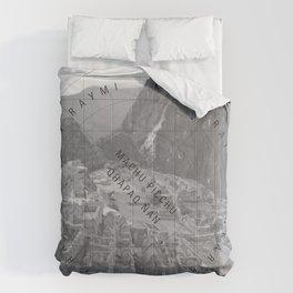 MACHU PICCHU | INCA | CALENDAR Comforters