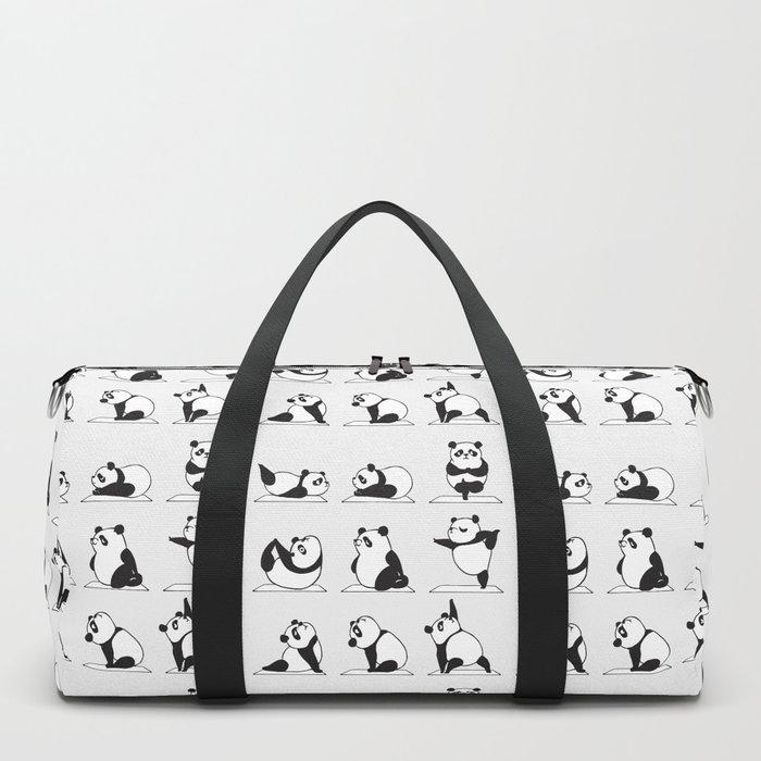 Panda Yoga Duffle Bag