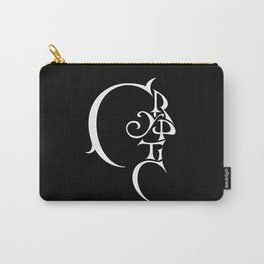 Cryptic Carry-All Pouch
