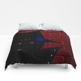 AGENT X. Comforters